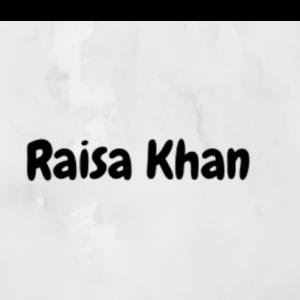 Khan Raisa-Freelancer in Dhaka,Bangladesh