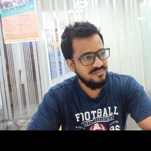 Dharma Rao Challa-Freelancer in chennai,India