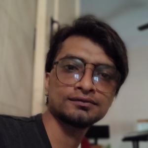 Asish Agrahari-Freelancer in ,India