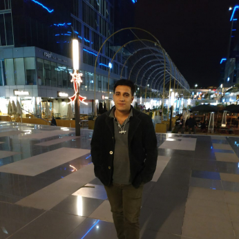Mark Boshara-Freelancer in Cairo,Egypt