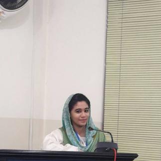 Sara Hameed-Freelancer in lahore,Pakistan