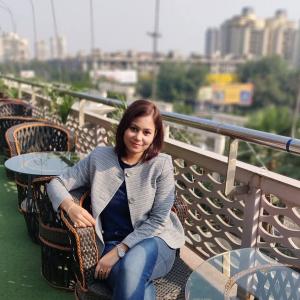 Vandita Singh-Freelancer in Noida,India