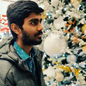 Sunny Kudaravalli-Freelancer in Chiguru Kota,India
