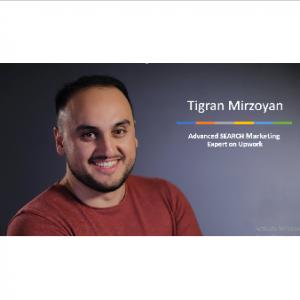 Tigran Mirzoyan-Freelancer in London,Armenia