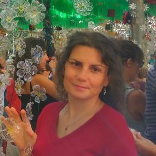 Maria Tsarevskaya-Freelancer in Barcelona,Spain