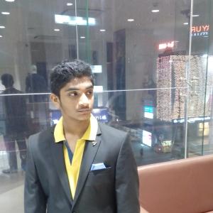 Sujith Surya-Freelancer in Vijayawada,India