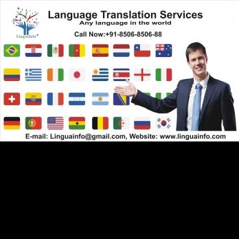 Linguainfo Services Pvt Ltd.-Freelancer in Noida,India