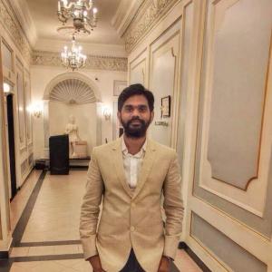 Harshavardhan Reddy-Freelancer in Hyderabad,India