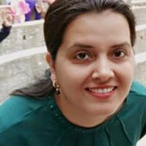 Aprajita Sharma-Freelancer in New Delhi,India