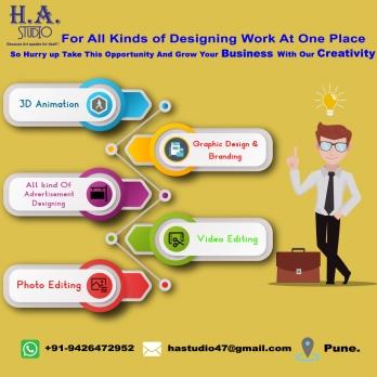 H.a Studio-Freelancer in Pune,India