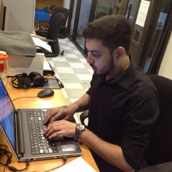 Sheheryar Naseer-Freelancer in Karachi,Pakistan