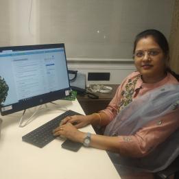 Suchita Saraogi-Freelancer in Nagpur,India