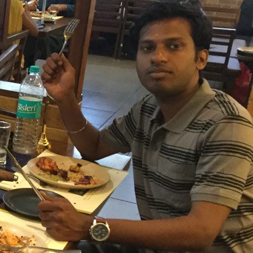 Yogesh Chandramohan-Freelancer in Coimbatore,India