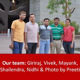 Vivek Agrawal-Freelancer in Delhi,India