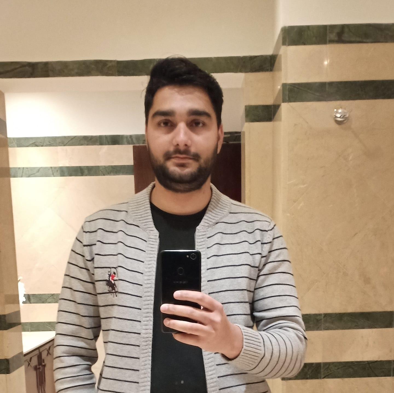 Adil Amin-Freelancer in Burma Town,Pakistan