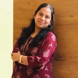 Priti Agarwal-Freelancer in Surat,India